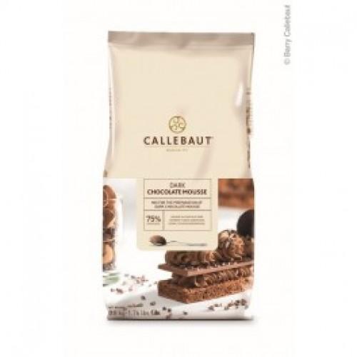 Mousse Callebaut horká čokoláda